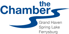 The Chamber of Grand Haven, Spring Lake, Ferrysburg logo