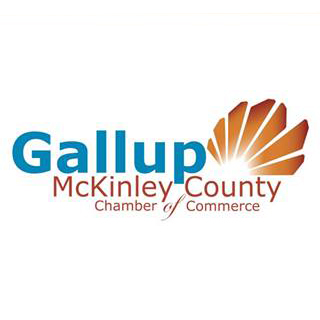 Gallup McKinley County Chamber of Commerce logo