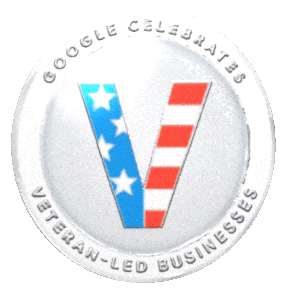 Veteran-Led Small Business Award by Google