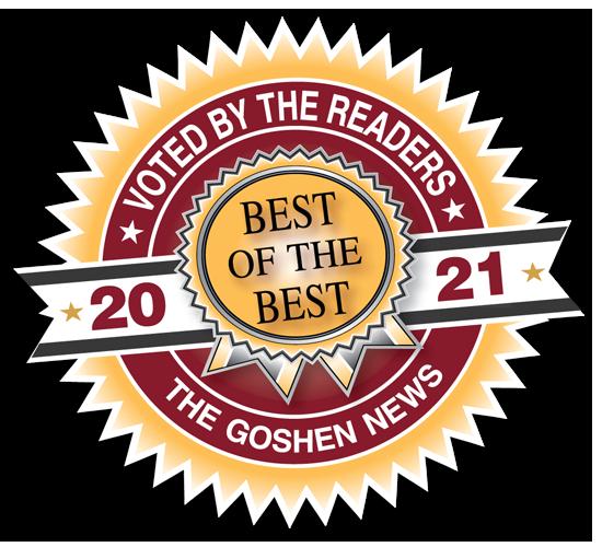 Best of the Best Award Winners - 2016, 2017, 2018, 2019, 2020 & 2021