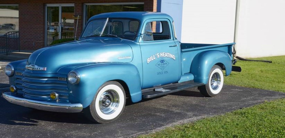 history truck