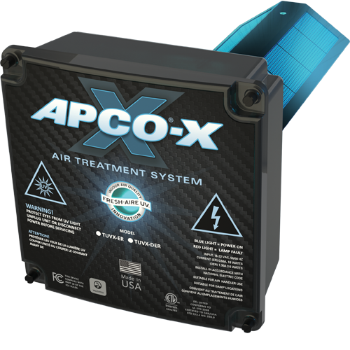 APCO-X Whole House Air Treatment System