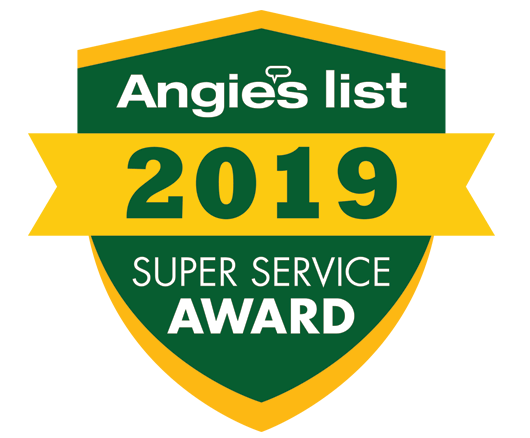 Rapid Repair Experts is the proud recipient of the 2019 Angie's List SSA