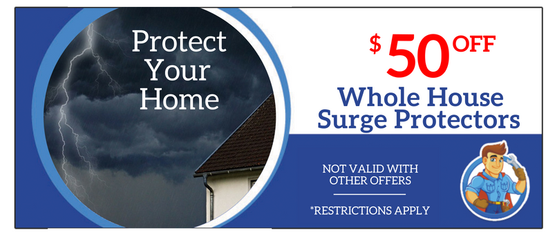Whole House Surge Protectors