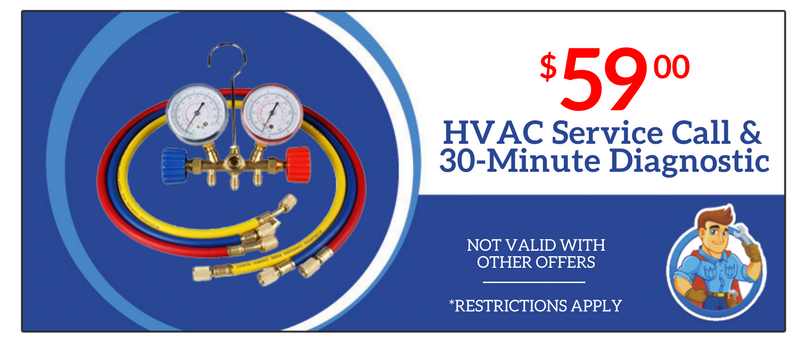 HVAC Service Call and Diagnostics
