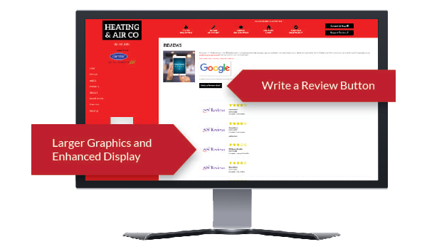 RI Reviews page example