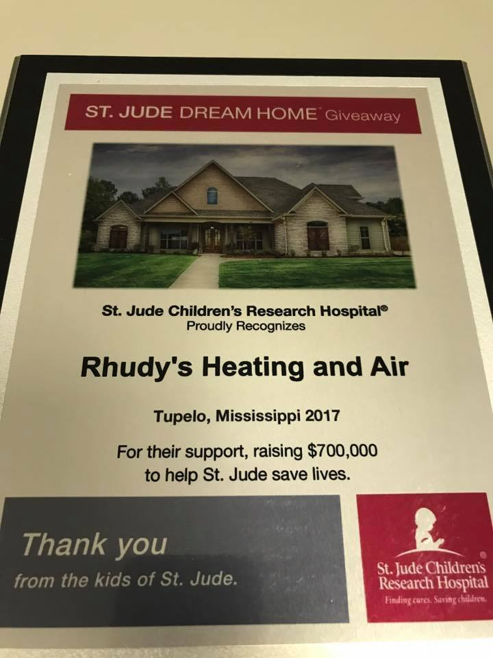 Sponsor of St. Jude Children's Research Hospital