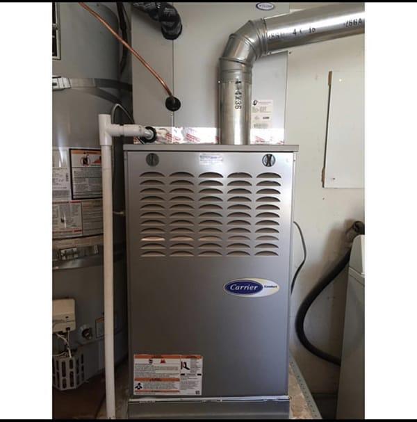 Heating Residential Installation