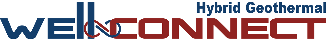 Well Connect Geothermal Logo