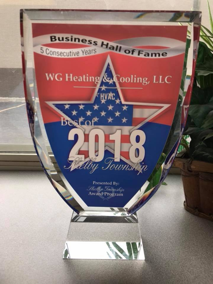 Shelby Township Business Hall of Fame