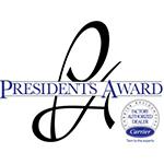 2019 Carrier President's Award