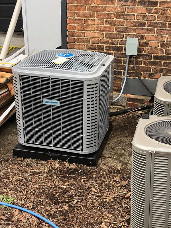 New AC Unit Install