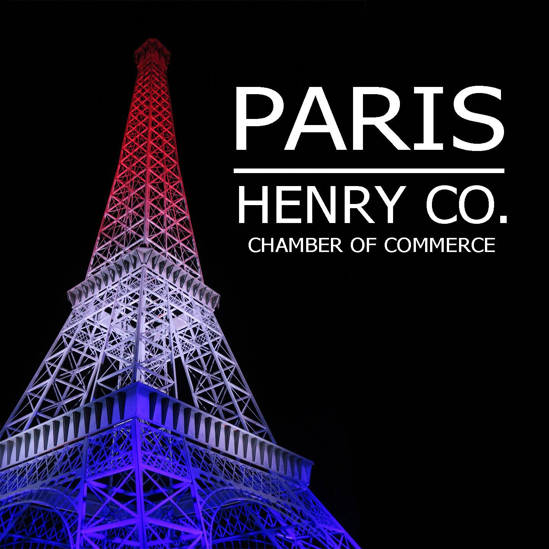 Paris Chamber of Commerce Logo