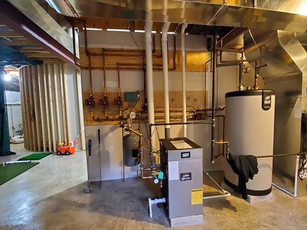 High-efficiency Boiler