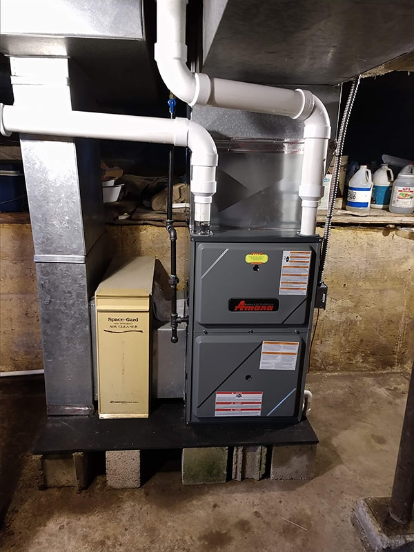 Furnace Replacement with a Little Extra Lift