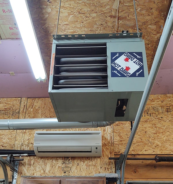 Garage Hanging Unit 90k