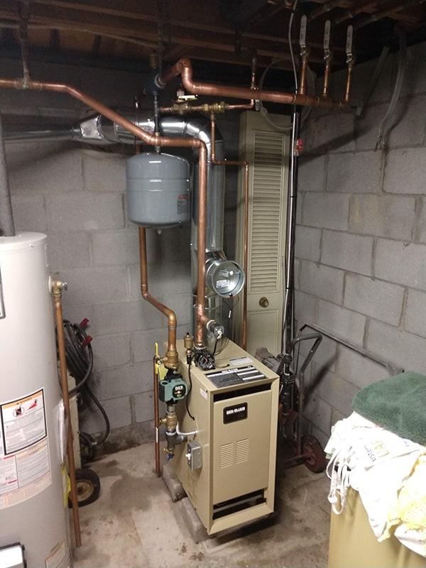 Nice Boiler Replacement