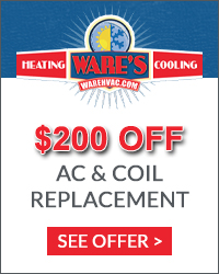 $200 AC & Coil Special Offer