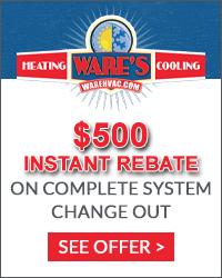 $500 Rebate Special Offer
