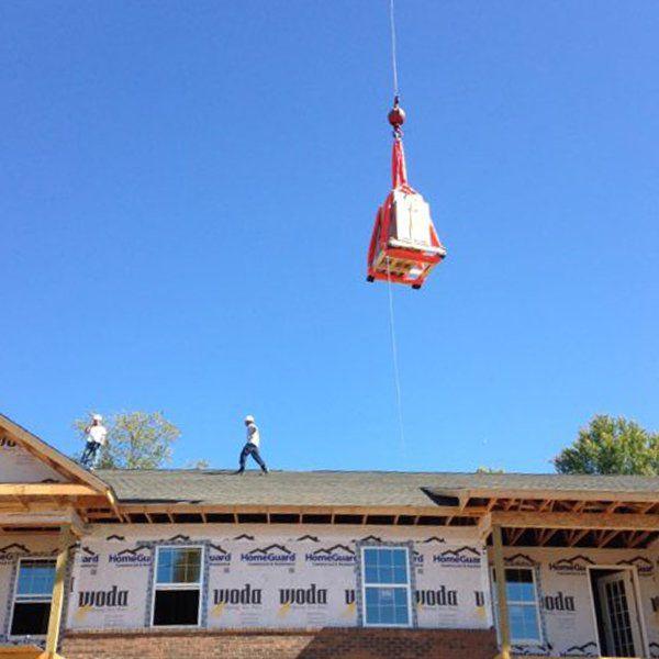 Commercial Crane Services