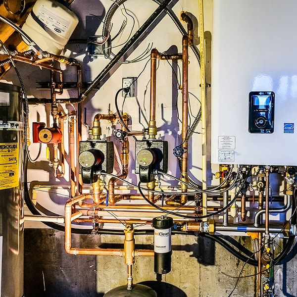 We offer Boiler / Hydronic Heating Repair Service
