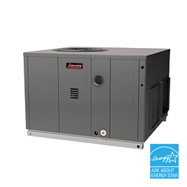 Energy-Efficient, Variable-Speed Packaged Gas Electric Unit