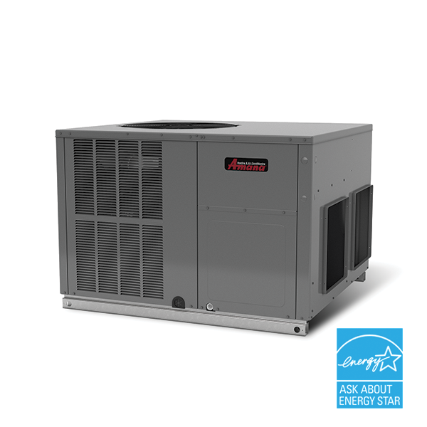 Energy-Efficient, Variable-Speed Packaged Heat Pump