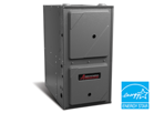 High-Efficiency Single-Stage Multi-Speed Gas Furnace Upflow, Horizontal