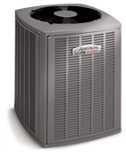 Pro Series™ System High-Efficiency Two-Stage Air Conditioner