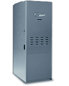 Standard-Efficiency Highboy Oil Furnace