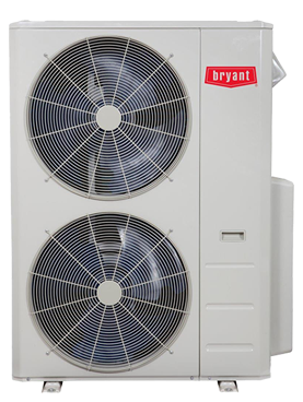 Preferred™ Outdoor Ductless Multi-Zone Heat Pump Unit