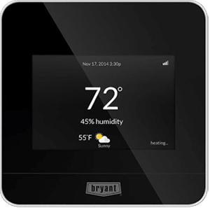 Bryant® Housewise™ Wi-Fi® Thermostat