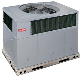 Legacy™ Line Hybrid Heat/Electric Cool Packaged System