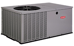 Base Series Packaged 14 Air Conditioner System