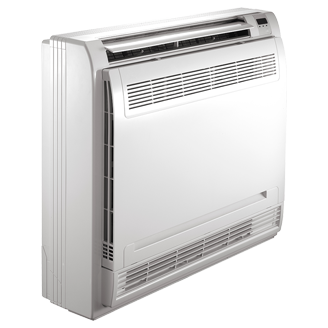 Performance™ Indoor Ductless Floor Console Heat Pump Unit