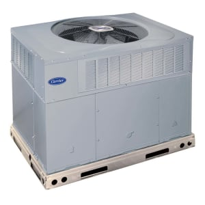 Comfort ™Series 14 Packaged Gas Furnace/Air Conditioner System