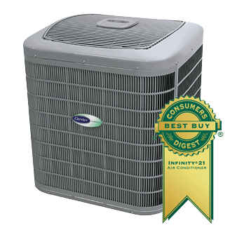Infinity® 21 Central Air Conditioner