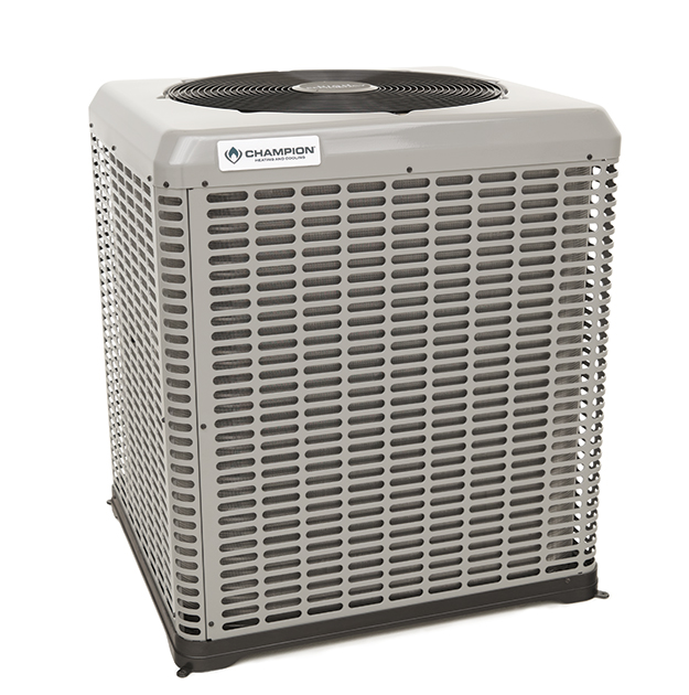 Momentum™ Series 18 SEER Variable Capacity Heat Pump