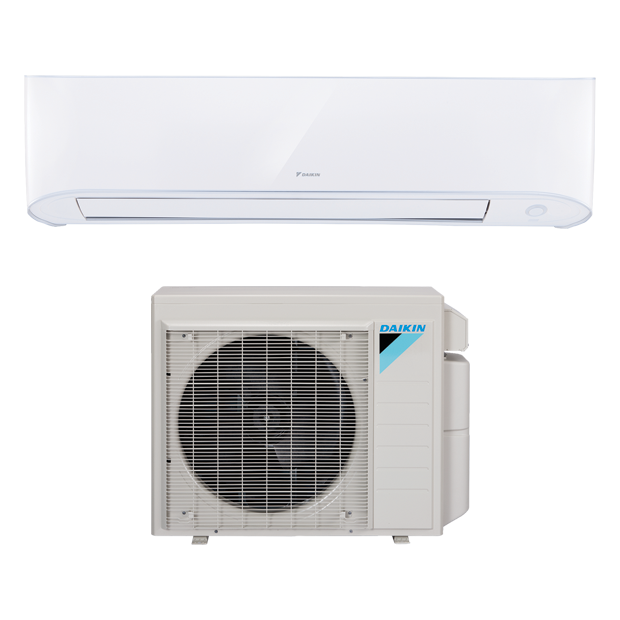 Daikin Series 19 wall Mount and NV Series Wall Mounts Single Zone Outdoor Unit