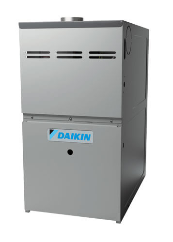 Daikin DM80VC Two-Stage, Variable-Speed Multi- Position Gas Furnace