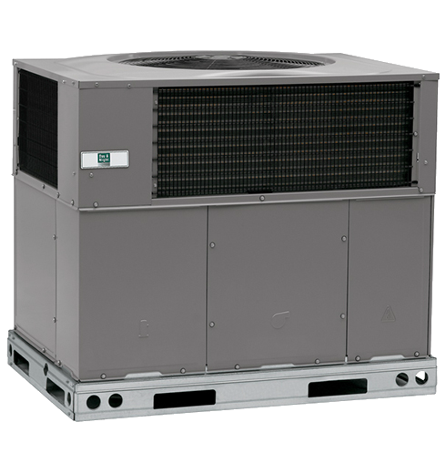 Performance® 14 Packaged Narrow Lot Air Conditioner Unit