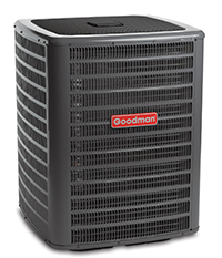 High-Efficiency 16 SEER Heat Pump