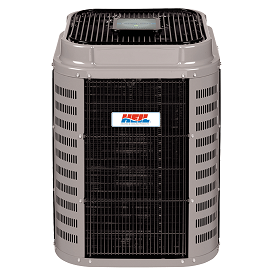 QuietComfort® Deluxe 18 Heat Pump with SmartSense