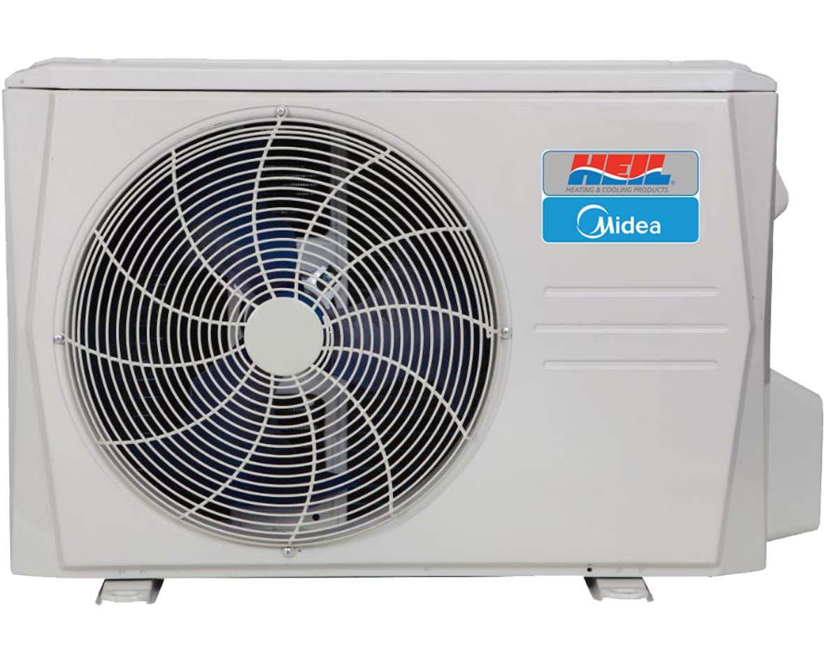 QuietComfort® Deluxe Heat Pump- Up to 40 SEER