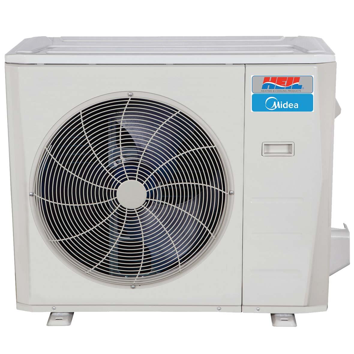 QuietComfort® Heat Pump- Up to 24.7 SEER