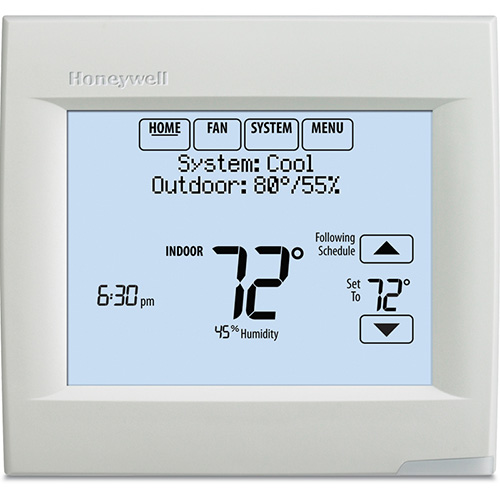 VISIONPRO® 8000 WIFI PROGRAMMABLE THERMOSTAT
