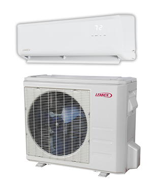 MLA Cold Climate Mini-Split Heat Pump