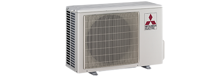 Single Outdoor Ductless Heat Pump