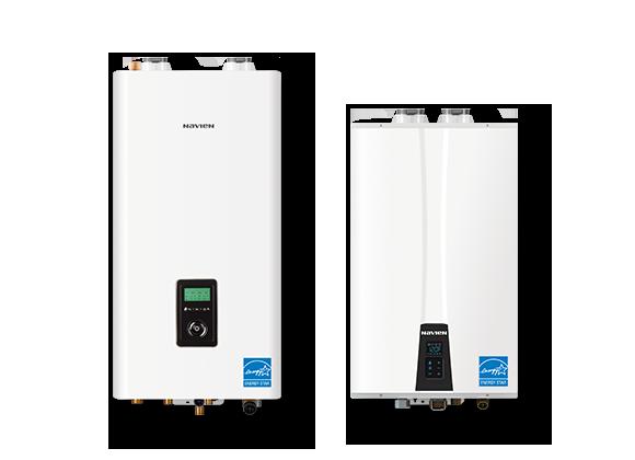 Navien NFC Series Condensing Fire Tube Combi-boilers