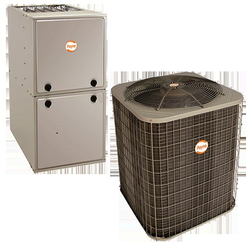 Payne Hybrid Heat
